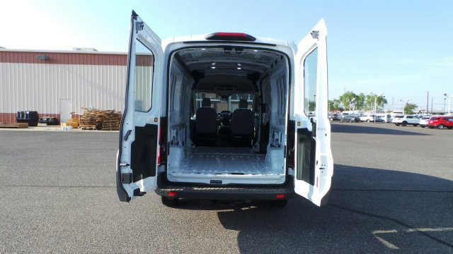 2018 Transit 250 Med Roof 4x2,  Empty Cargo Van #189974 - photo 7