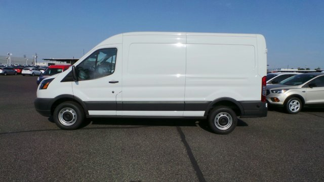 2018 Transit 250 Med Roof 4x2,  Empty Cargo Van #189974 - photo 8