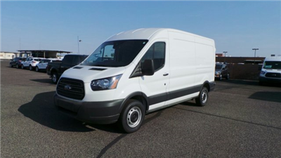 2018 Transit 250 Med Roof 4x2,  Empty Cargo Van #189974 - photo 1