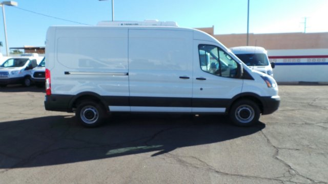 2018 Transit 250 Med Roof 4x2,  Thermo King Refrigerated Body #189981 - photo 4