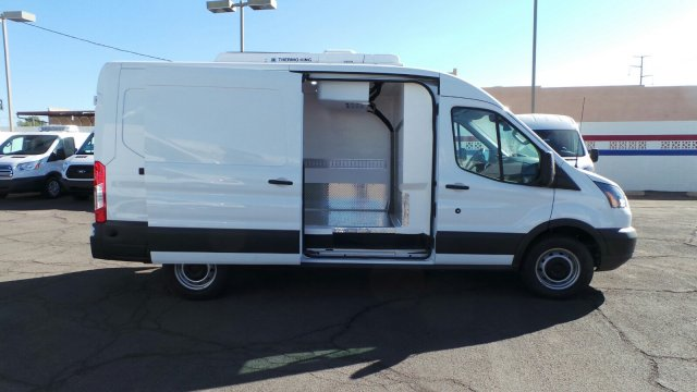 2018 Transit 250 Med Roof 4x2,  Thermo King Refrigerated Body #189981 - photo 5