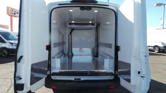 2018 Transit 250 Med Roof 4x2,  Thermo King Refrigerated Body #189981 - photo 2
