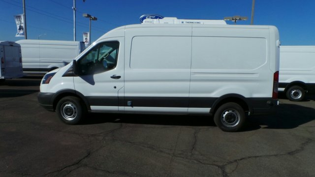 2018 Transit 250 Med Roof 4x2,  Thermo King Refrigerated Body #189981 - photo 8