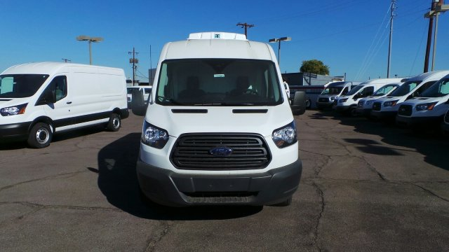 2018 Transit 250 Med Roof 4x2,  Thermo King Refrigerated Body #189981 - photo 9