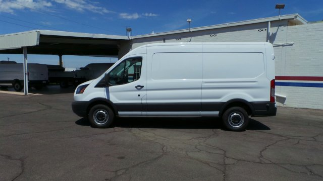 2018 Transit 250 Med Roof 4x2,  Sortimo Upfitted Cargo Van #189991 - photo 3