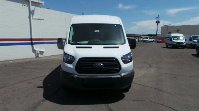 2018 Transit 250 Med Roof 4x2,  Sortimo Upfitted Cargo Van #189991 - photo 4