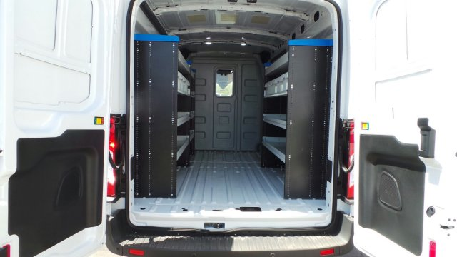 2018 Transit 250 Med Roof 4x2,  Sortimo Upfitted Cargo Van #189991 - photo 2