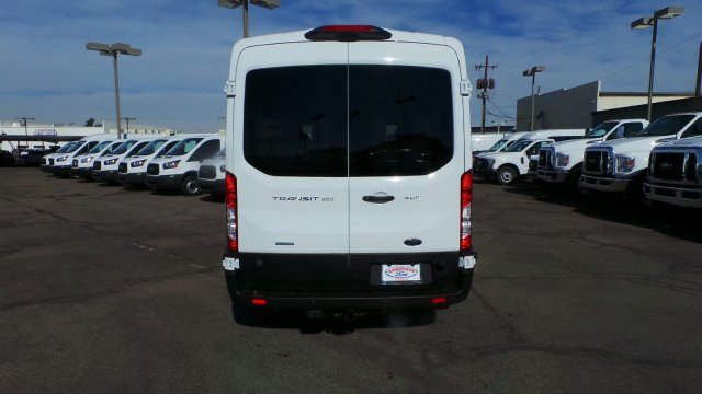 2019 Transit 350 Med Roof 4x2,  Passenger Wagon #193765 - photo 4