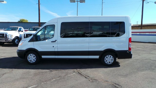2019 Transit 350 Med Roof 4x2,  Passenger Wagon #193765 - photo 6