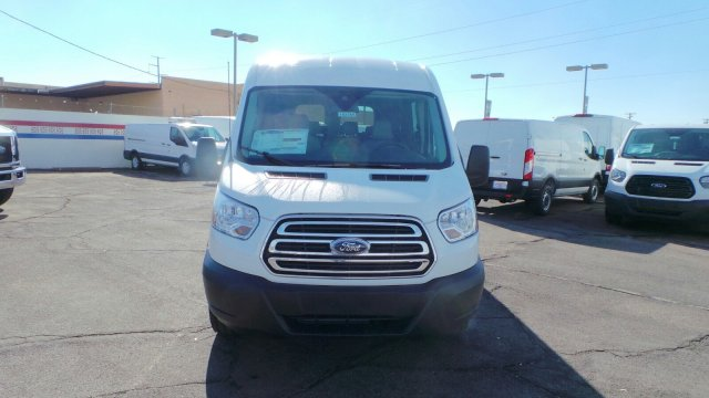 2019 Transit 350 Med Roof 4x2,  Passenger Wagon #193765 - photo 8