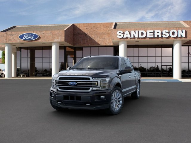2019 F-150 SuperCrew Cab 4x4,  Pickup #193797 - photo 3