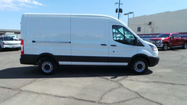 2019 Transit 250 Med Roof 4x2,  Empty Cargo Van #193803 - photo 3