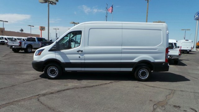 2019 Transit 250 Med Roof 4x2,  Empty Cargo Van #193803 - photo 7