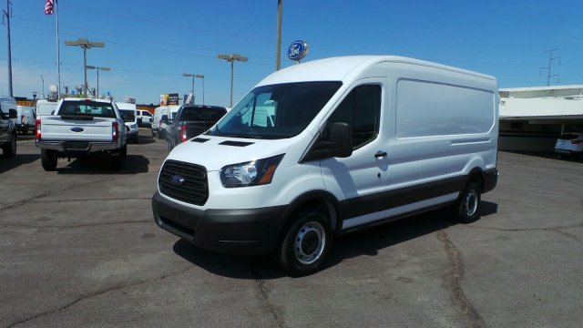 2019 Transit 250 Med Roof 4x2,  Empty Cargo Van #193803 - photo 8