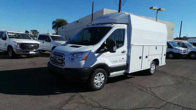 New 2019 Ford Transit 350 Service Utility Van For Sale In Glendale