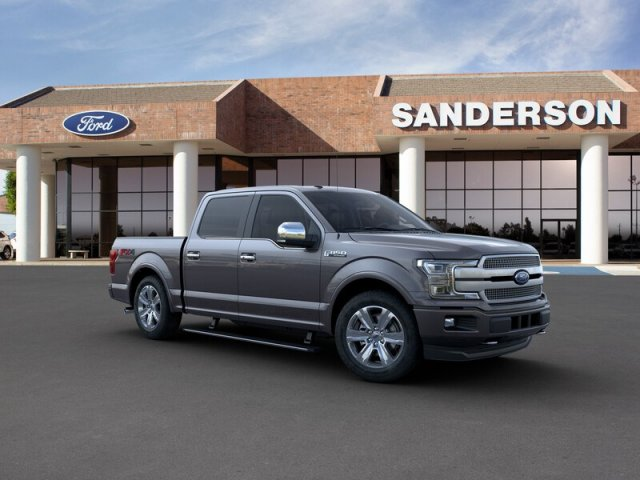 2019 F-150 SuperCrew Cab 4x4,  Pickup #193846 - photo 7