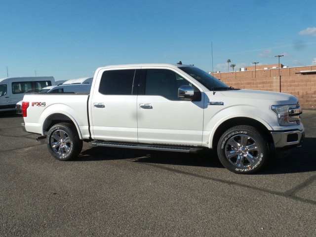 2019 F-150 SuperCrew Cab 4x4,  Pickup #193949 - photo 3