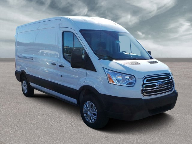 2019 Ford Transit 250 Med Roof 4x2, Sortimo Upfitted Cargo Van #193969 - photo 1