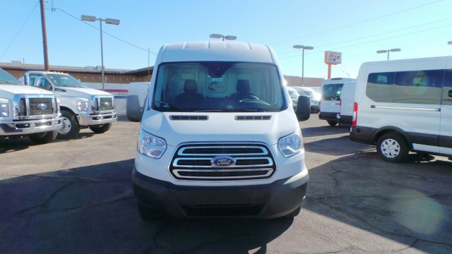 2019 Transit 250 Med Roof 4x2,  Sortimo ProPaxx General Service Upfitted Cargo Van #193969 - photo 11