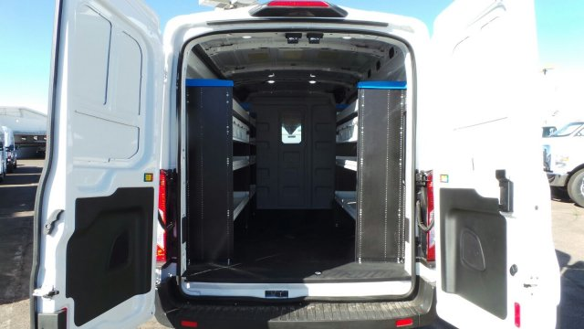 2019 Transit 250 Med Roof 4x2,  Sortimo Upfitted Cargo Van #193969 - photo 1