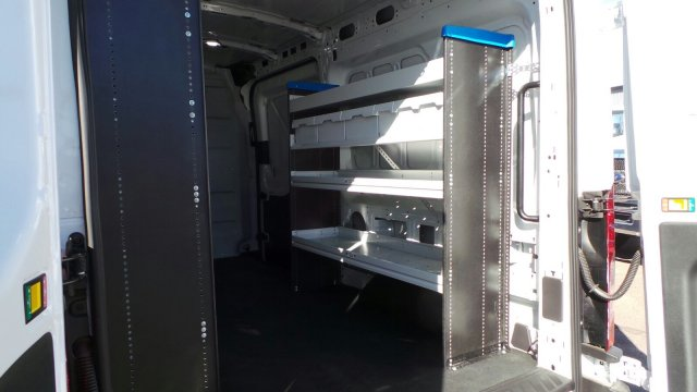 2019 Transit 250 Med Roof 4x2,  Sortimo ProPaxx General Service Upfitted Cargo Van #193969 - photo 8