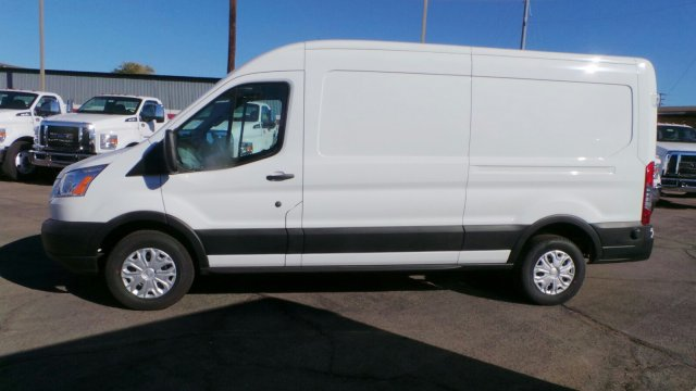 2019 Transit 250 Med Roof 4x2,  Sortimo ProPaxx General Service Upfitted Cargo Van #193969 - photo 9