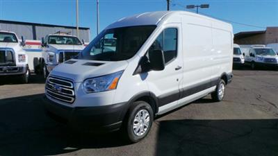 2019 Transit 250 Med Roof 4x2,  Sortimo ProPaxx General Service Upfitted Cargo Van #193969 - photo 10