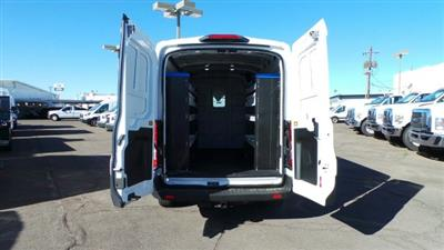 2019 Transit 250 Med Roof 4x2,  Sortimo ProPaxx General Service Upfitted Cargo Van #193969 - photo 6