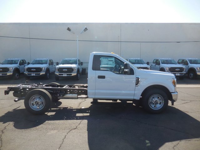 2019 F-350 Regular Cab 4x2,  Cab Chassis #193974 - photo 3