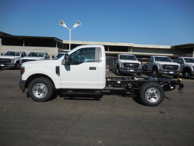 2019 F-350 Regular Cab 4x2,  Cab Chassis #193974 - photo 4