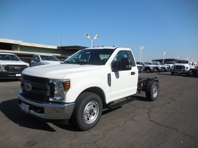 2019 F-350 Regular Cab 4x2,  Cab Chassis #193974 - photo 5