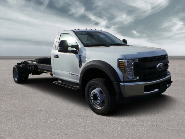 2019 F-550 Regular Cab DRW 4x2,  Cab Chassis #194033 - photo 1