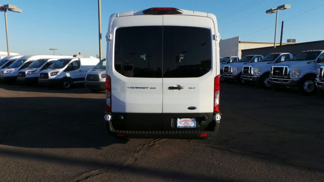 2019 Transit 350 Med Roof 4x2,  Passenger Wagon #194045 - photo 1