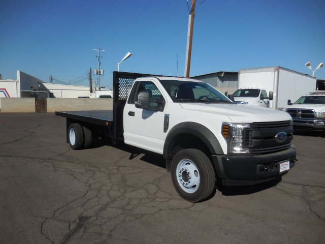 2019 F-550 Regular Cab DRW 4x2,  Cab Chassis #194092 - photo 1