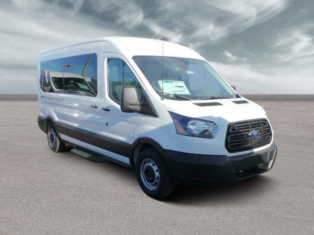 2019 Transit 350 Med Roof 4x2,  Passenger Wagon #194101 - photo 1