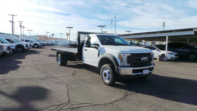 2019 F-550 Regular Cab DRW 4x2,  Cab Chassis #194121 - photo 1