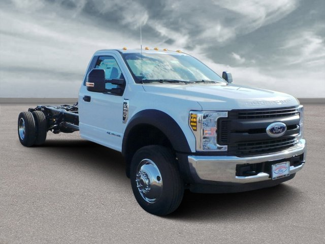 2019 F-550 Regular Cab DRW 4x2,  Cab Chassis #194756 - photo 1