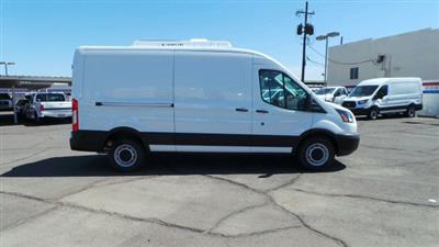 2019 Transit 250 Med Roof 4x2,  Thermo King Direct-Drive Refrigerated Body #194799 - photo 3