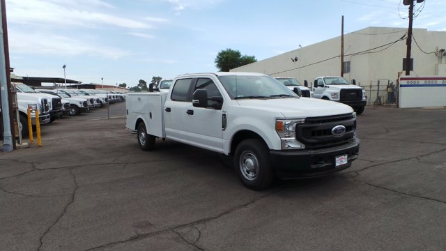 2020 Ford F-250 Crew Cab 4x2, Stahl Service Body #203067 - photo 1