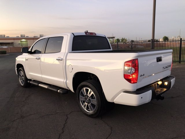 2020 Toyota Tundra Crew Cab 4x4, Pickup #204708A - photo 1