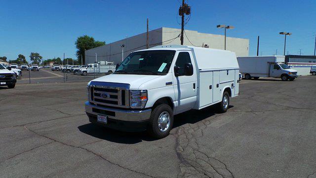 2021 Ford E-350 4x2, Knapheide KUV Service Utility Van #213001 - photo 9