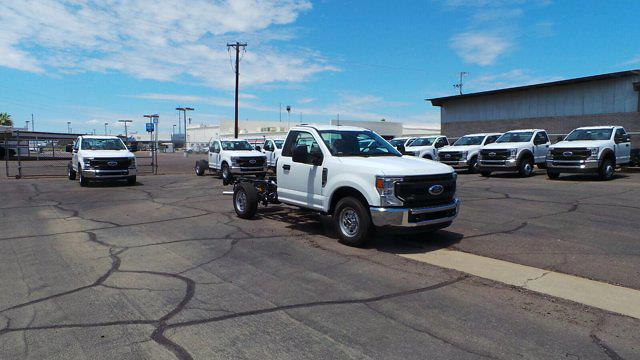 2021 Ford F-250 Regular Cab 4x2, Cab Chassis #214091 - photo 1