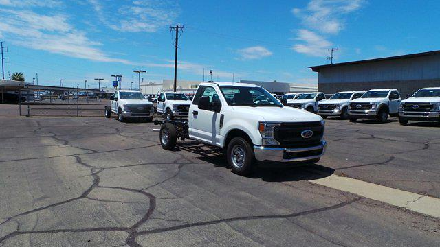 2021 Ford F-250 Regular Cab 4x2, Cab Chassis #214095 - photo 1