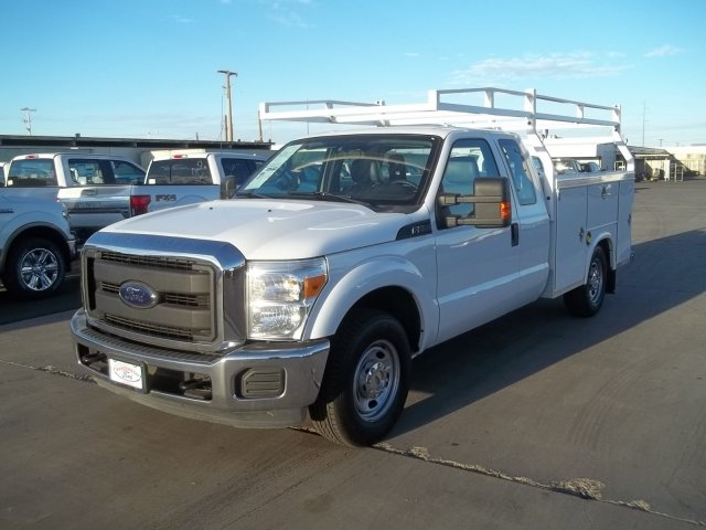 2016 F-250 Super Cab, Service Body #28481 - photo 8