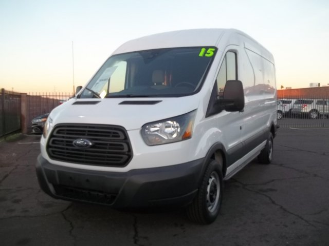 2015 Transit 250, Cargo Van #28529 - photo 8