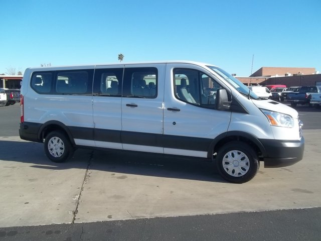 2017 Transit 350 Low Roof, Passenger Wagon #28598 - photo 3