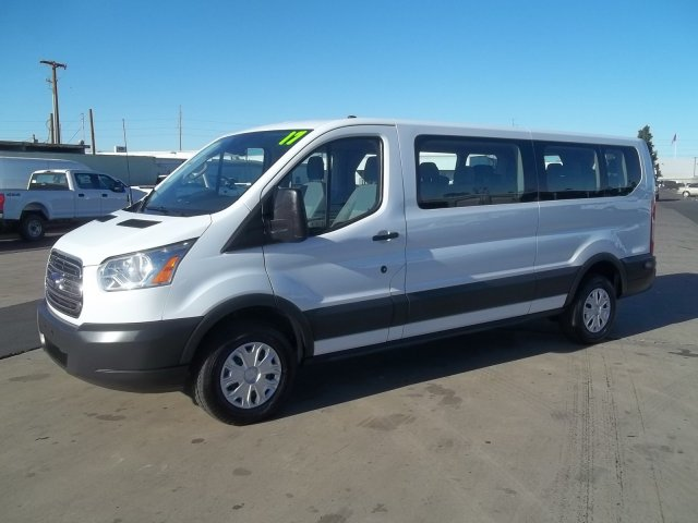 2017 Transit 350 Low Roof, Passenger Wagon #28598 - photo 7