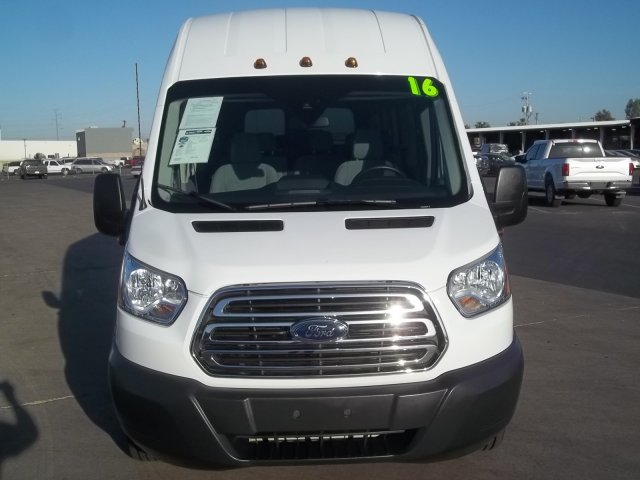 2016 Transit 350 HD High Roof DRW, Passenger Wagon #28657 - photo 9