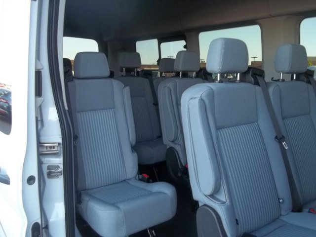 2016 Transit 350 HD High Roof DRW, Passenger Wagon #28657 - photo 13