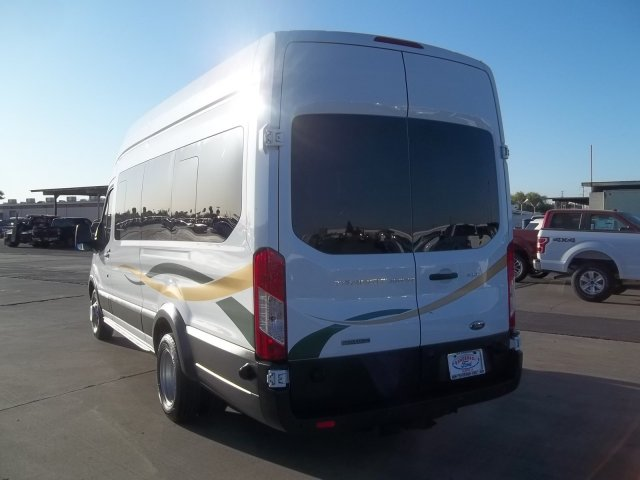 2016 Transit 350 HD High Roof DRW, Passenger Wagon #28657 - photo 4